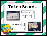 Token Board Behavior Management Strategy