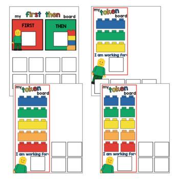 Token Board {Building Block Theme}