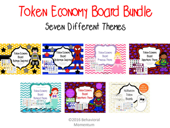 Token Board Bundle
