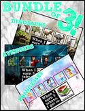 Token Board Bundle - Avengers, Dinosaurs & Princesses
