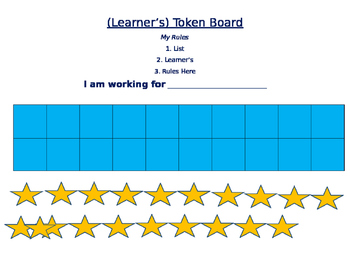 Token Board Editable and Customization