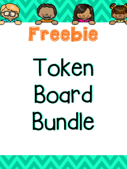 Token Board Freebie!