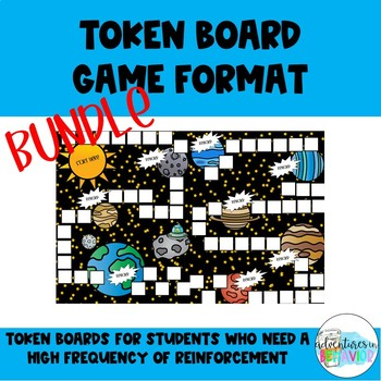 Token Board Game Format Bundle- Growing