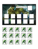 Token Board (Hulk)