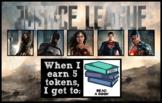 Token Board - Justice League Theme