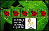 Token Board - Ladybug Theme