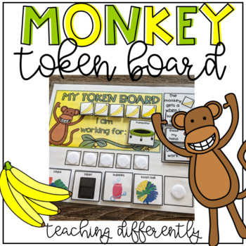 Monkey Token Board