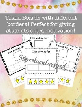 Token Board Motivators