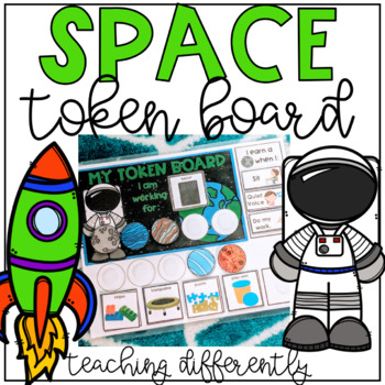 Space Token Board