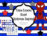 Token Board (Spiderman Inspired)