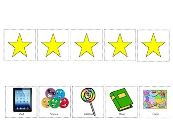 Token Board/ Star Chart