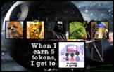 Token Board - Star Wars Theme