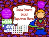 Token Boards (Superhero Theme)