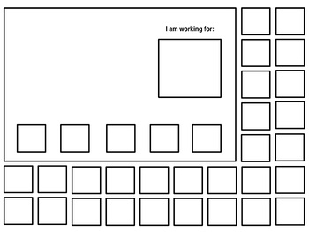 Token Board Template-Editable with jpg/png images