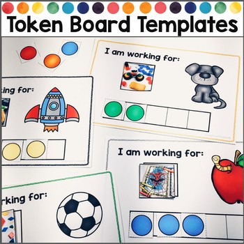 Token Board Templates