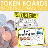 Token Board to Reinforce Money Skills