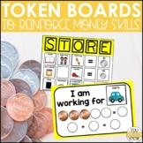 Token Board to Reinforce Money Skills