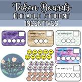 Token Board with editable tokens