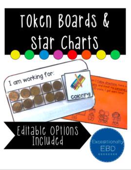 Editable Token Boards