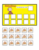 Token Boards (Curious George)