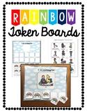 Token Boards: Rainbows