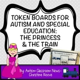 Token Boards: The Princess and the Train (Autism)
