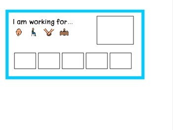 Token Boards and Visual Schedules for Special Education/ Behavior Management