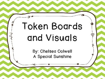 Token Boards and Visuals