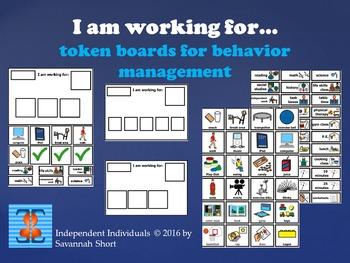 Token Boards for Behavior Management - Multipack