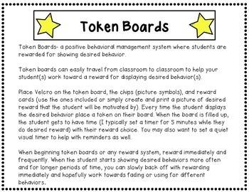 Token Boards (superhero theme) Positive Behavior Management System