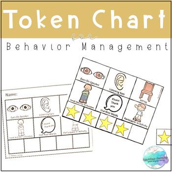 Token Chart For Behavior Management