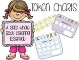 Ready To Learn Token Charts- A SPED Essential