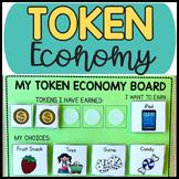 Token Economy {For Behavior Intervention}: Positive Reinforcement Visuals