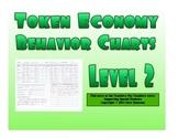 Token Economy Behavior Charts Level 2
