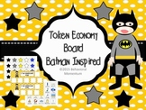 Token Economy Board (Batman Inspired)