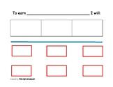 Token Economy Chart for Behavior Management
