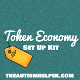 Token Economy Set Up Kit