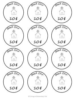 Token Economy - Supplemental Coins