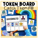 Token Economy- Visual Behavior Modification featuring POKEMON!