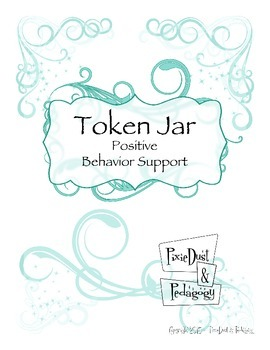 Tier I/II Token Jar: Positive Behavior Support with Tokens and Instructions