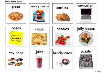 Token Boards Reward System for Autism, Behavior Management