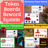 Token Boards Reward System for Autism, Behavior Management, Autism Visuals