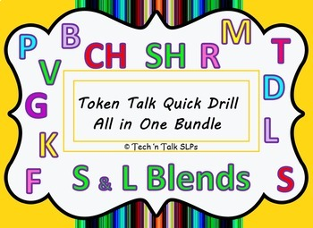 Token Talk Quick Drill All in One Bundle