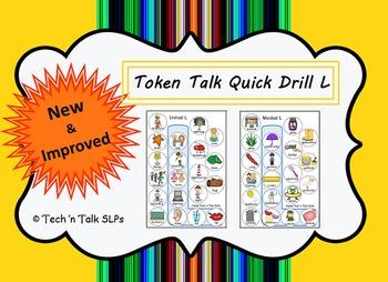 Token Talk Quick Drill for L