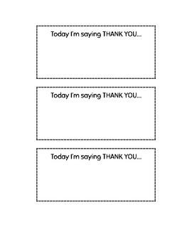 Tokens of Appreciation
