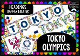 Tokyo Olympics Headings