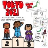 Tokyo Summer Olympics 2021 (2020) Reader // Speech Therapy // ESY
