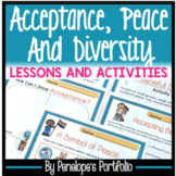 TOLERANCE Character Education Lessons