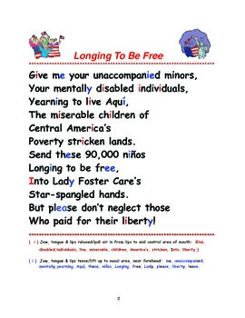 """Tolerance Poems: """"Longing To Be Free"""""""