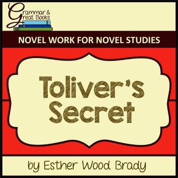 Toliver's Secret: Novel Work for Subordinating Conjunctions